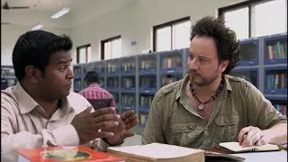 Working with Giorgio Tsoukalos on Ancient Aliens TV show