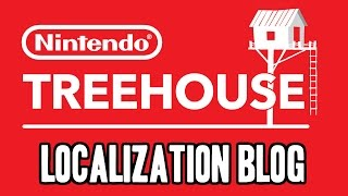 Nintendo Treehouse Creates New Blog About Game Localization
