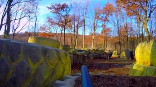 Battle Creek Paintball Friends and Family Rec Day 11/13/16
