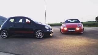 Fiat 500 abarth vs Fiat coupe t20