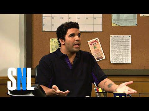Cut for Time Work Banter Drake SNL