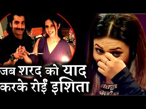 Divyanka gets EMOTIONAL while talking about her Break Up with Ssharad