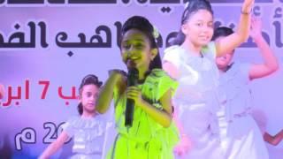 قناة اطفال ومواهب الفضائية نشيد شمعة سادس عام اداء الجوري ابوجبل من حفل السنوية السادسة