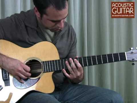 Acoustic Guitar Lesson - Harmonics