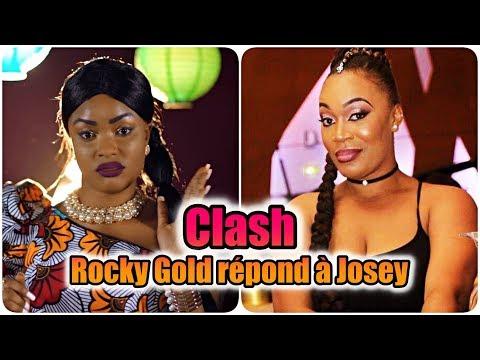 Xxx Mp4 Clash 🔴🔥 Rocky Gold Répond À Josey 3gp Sex
