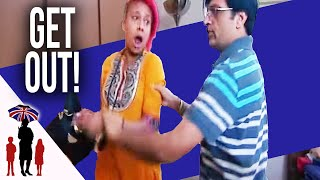 Dad Kicks Teen Out Of House For Appearance | World's Strictest Parents