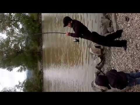 yayin ustasindan yayin baligi avi