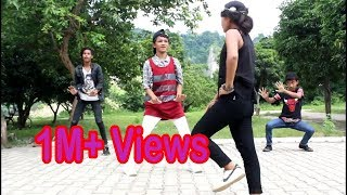 I Am Sorry Ft. Saugat Malla, Priyanka Karki - New Nepali Movie FATEKO JUTTA | COVER DANCE |
