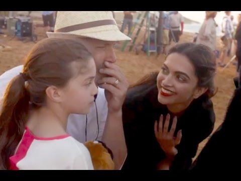 Xxx Mp4 Deepika Padukone And Vin Diesel Fun Behind The Scenes Of XXx Return Of Xander Cage Movie 2017 3gp Sex