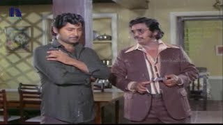 Dasari Narayana Rao, Soban Babu Discussion - Swayamvaram Movie Scenes