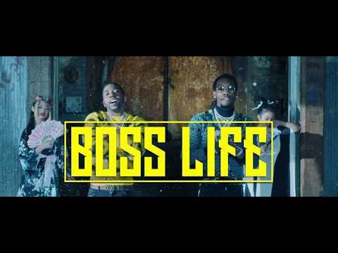 YFN Lucci Boss Life ft. Offset Official Music Video