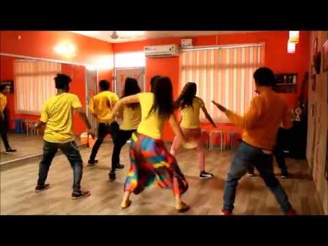 'Desi Look | Sunny Leone |  Ek Paheli Leela by The dance mafia'.RIPANPREET SIDHU