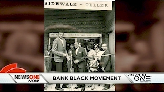 Bank Black USA On A Mission To Move $500M Into Black Banks By 2018
