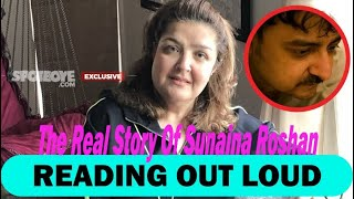 READING OUT LOUD: The Real Story Of Sunaina Roshan- What Has Gone Wrong | SpotboyE