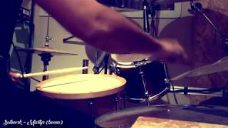 """SOILWORK """" Martyr """" drum cover by Raphaël Fiorito"""