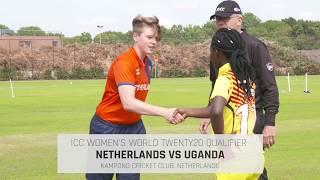 WT20Q: Netherlands v Uganda