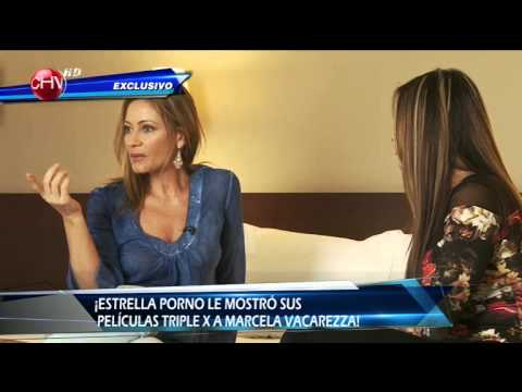 Esperanza Gómez la actriz pornográfica es entrevista por Marcela Vacarezza 11 10 2013