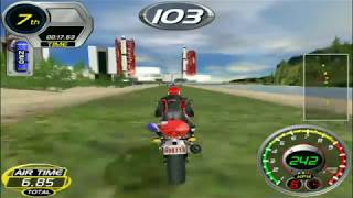 FnF Superbikes gameplay