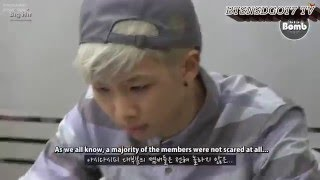 BTS,SNSD & Got7- Ghost prank