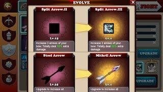 Defender 3 - Unlock Mithril Arrow & 4 arrows (HD)