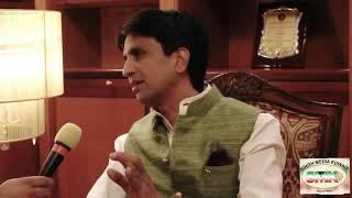 Ek mulakat Dr kumar vishwas ke sath in kuwait  Episode 1 interview with Singh tv kuwait
