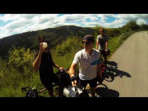Go Pro: Slovakia Bike Trip 2016