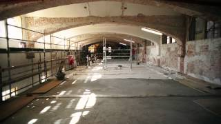 Restoration of the Sant Manuel Pavilion