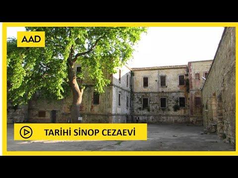 TARİHİ SİNOP CEZAEVİ Historical Sinop Prison HD1080