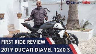 Ducati Diavel 1260 S First Ride Review | NDTV Carandbike