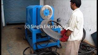 Tyre Strip Cutting Machine | Singla Enterprises