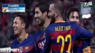 اهداف مباراة برشلونة وخيخون 3-1 [2016/02/17] تعليق حماد العنزي [HD]