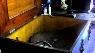 music box 19 century