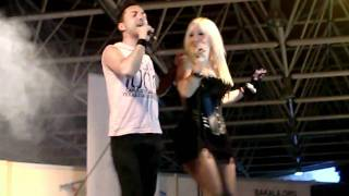 CHRISTINA RAPADO & JOHNY DEMONI /
