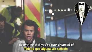 One Direction - Night Changes ( Sub Español + Ingles ) Video Official