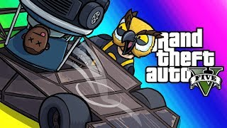 GTA5 Online Funny Moments: Doomsday Heists - Ramping up the Effort!