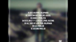 DOME DAMA - 04 Fotte Un C**** prod. Rectone - LETTIC EP [OFFICIAL VIDEO]