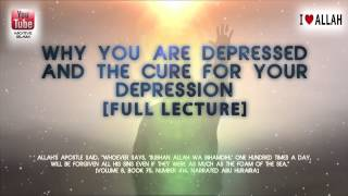 Why You are Depressed and The Cure! [Full Lecture] ᴴᴰ ll Sheikh Sulaiman Moola
