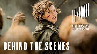 Resident Evil: The Final Chapter - Alice Returns - Starring Milla Jovovich - At Cinemas February 3