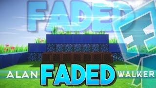 Alan Walker - Faded Minecraft Wireless Noteblock Song