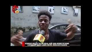 KOREDE BELLO FINALLY SPEAKS ON HIS REAL AGE