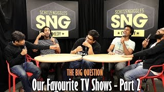 SnG: What Were Our Favourite TV Shows Growing Up (Part 2) Ft Tanmay & Rahul | The Big Question Ep 39