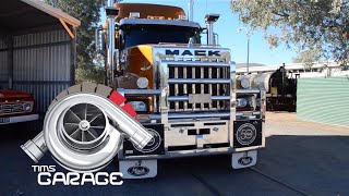 Alice Springs truckers hall of fame 2016