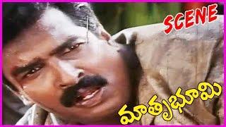 Maathru Bhoomi || Telugu Movie Scene - Vijayakanth ,Arun Pandyan,Ranjitha,Mohini