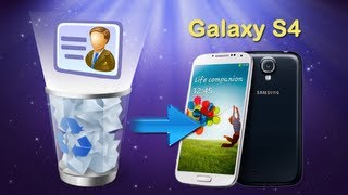 Galaxy S4 Contacts Recovery: How to Recover Deleted Contacts from Samsung Galaxy S4 (Root Needed!)