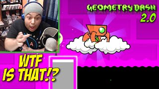 THIS SH#T ON ANOTHER LEVEL! [GEOMETRY DASH 2.0]