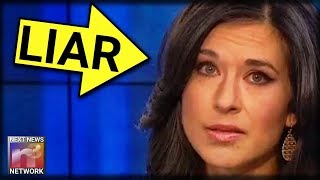 SHE LIED! Watch This CNN Anchor Turn To The Camera And SPEW LIES About President Trump, Trump Jr.