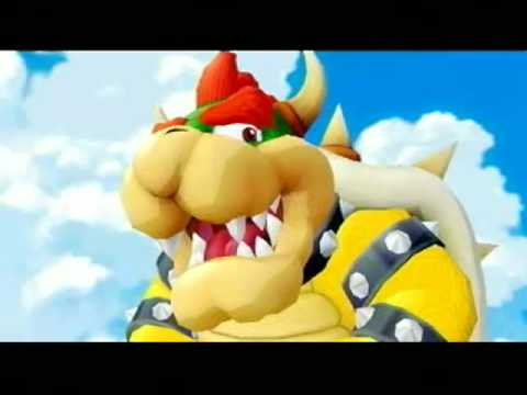 Super Mario Sunshine Corona Mountain Ending