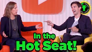 Game Theory's UNCENSORED Interview with YouTube CEO Susan Wojcicki