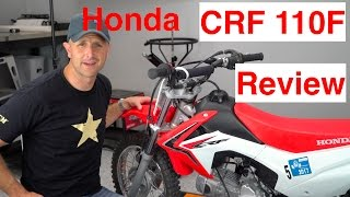 Honda CRF110 Review | Episode 259