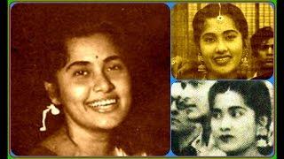 MEENA KAPOOR-Film-PHOOL AUR KANTE-1948-Barbaad Mohabbat Ki Chhoti Si Kahani Hai-[ Rare Gem ]